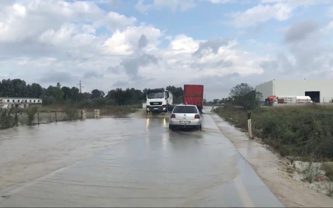 Rruga Nacionale per ne Shkoder. 24 Shtator 2019