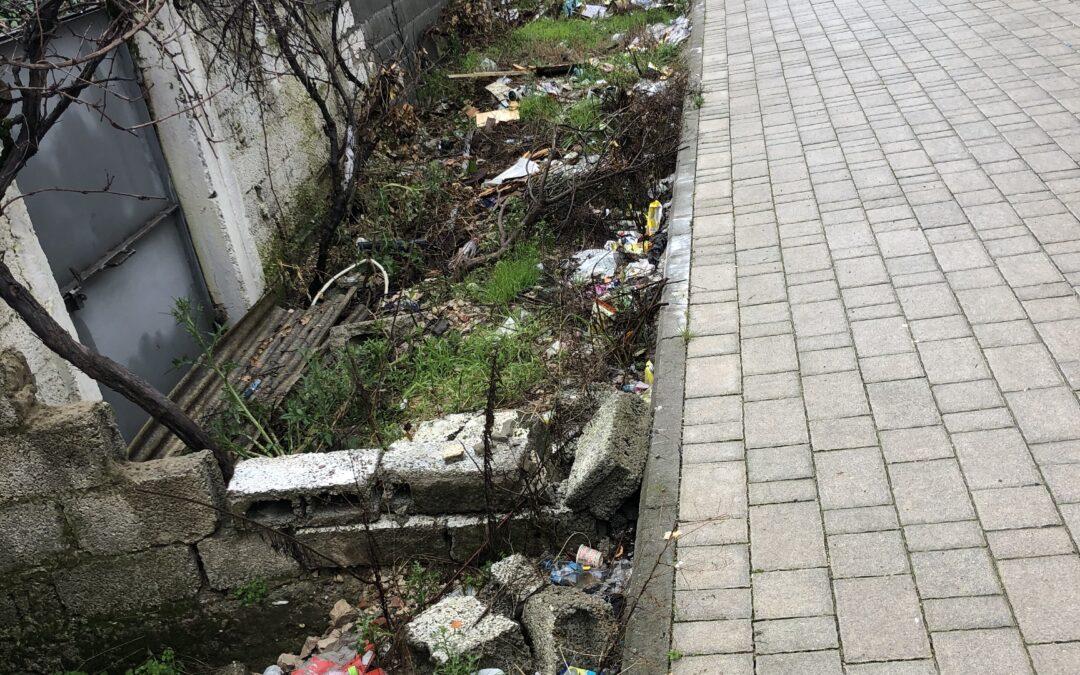 Mbeturina tek Komuna